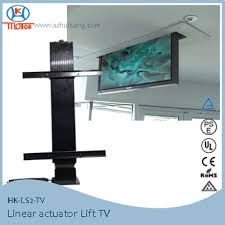 Drop Down Tv From Ceiling by Drop Down Tv Lift Electric Tv Lift With Wireless Control Buy