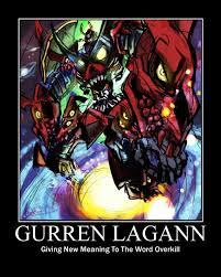 Gurren Lagann Memes - gurren lagann by lary6420 on deviantart