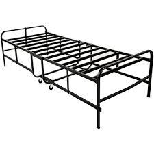 Folding Guest Bed Getaway Elite Folding Guest Bed Single Azfs Rollaway Beds