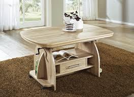 Wohnzimmertisch Platte Couchtisch Höhenverstellbar Ausziehbar Farben Wählbar Tisch