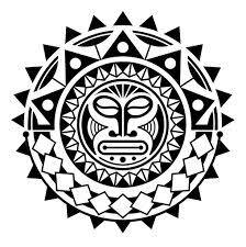 tatuaje maori del sol tattoos pinterest maori tattoo and tatoo