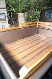 wooden truck bed 1953 chevrolet 3100 attention to detail