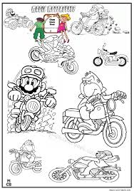 magic motorcycle coloring pages magic color book