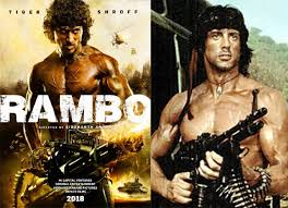 film rambo tribute tiger shroff with rambo remake we are paying a tribute to