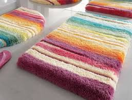 Bathroom Floor Rugs Bathroom Ideas Rainbow Rug Walmart Bathroom Sets On White