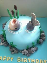 fish birthday cakes fish birthday cakes via photos of your creations