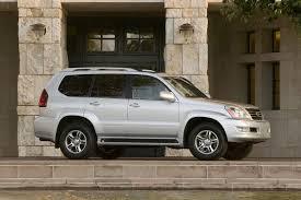 2006 lexus gx470 mpg lexus gx 470 sport utility models price specs reviews cars com