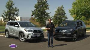 toyota highlander vs nissan pathfinder 2012 toyota highlander overview cars com