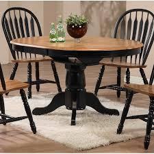 Oak Trellis Pedestal Kitchen U0026 Dining Tables You U0027ll Love Wayfair