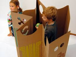 Cardboard Room Dividers by Playful Factory 15 Crazy Cool Cardboard Products Playful