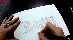 family forever ambigram lapse by palmer chapter