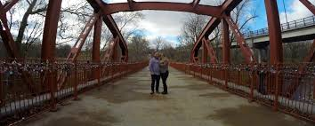 Kansas travel bloggers images Old red bridge kansas city free spirit travel blog jpg