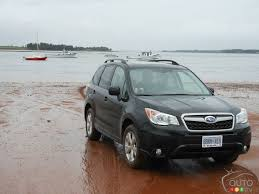 green subaru forester 2016 auto123 com road trips in a 2016 subaru forester car reviews