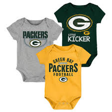 bay bay baby nfl green bay packers baby nflshop