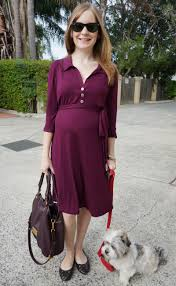 away from blue pink blush maternity dress marc jacobs fran