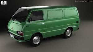 toyota van toyota hiace panel van 1977 by 3d model store humster3d com youtube