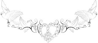 tattoo gallery chest pieces dove drawing tattoo at getdrawings com free for personal use dove