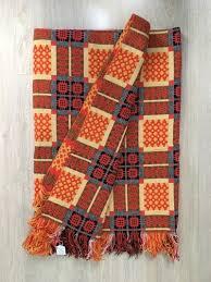 Pop Art Rugs Pop Art Rug Hand Knotted Wool 1960s 56151