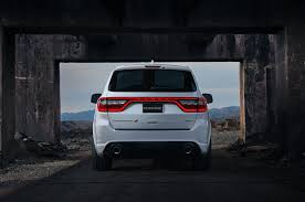 jeep durango 2018 first look u2013 first ever dodge durango srt on its way for 2018