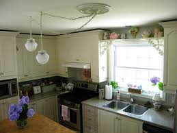 Vintage Kitchen Lights Ideal Vintage Kitchen Lighting Ideas Home Decorations Spots