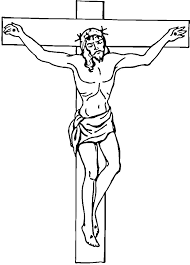 5 jesus christ crucifixion printable coloring pages kids