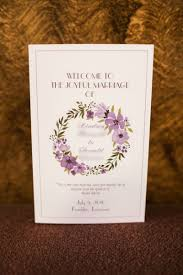 vista print wedding programs vistaprint wedding programs rustic wedding franklin tennessee