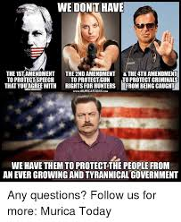 2nd Amendment Meme - 25 best memes about 4th amendment 4th amendment memes