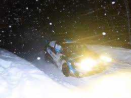 subaru rally wallpaper snow victory for subaru rally team usa at inaugural american rally