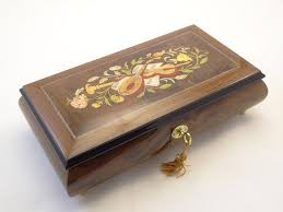 themed jewelry box musical inlay theme jewelry box sorrento boxes