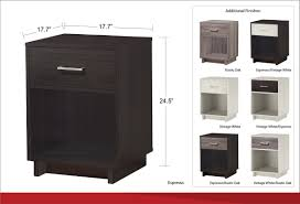 nightstands espresso nightstand ikea espresso nightstand set
