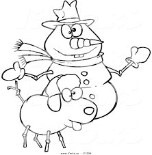 coloring pages snow man coloring page frosty the snowman