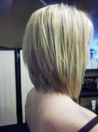 stacked hairstyle mid length bob hairstyles ideas women hairstyle