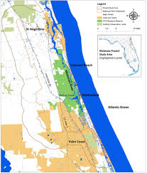 Florida Sea Level Rise Map by Kathryn Frank Planning For Sea Level Rise In The Matanzas Basin