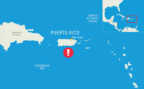 Where Is Puerto Rico On The Map Despite Desperate Shortages Us Fails To Mount Robust Response In