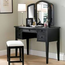 Diy Vanity Makeup Table Diy Vanity Makeup Table Cocoa Wall Paint Color Dark Wooden