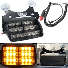 security led lights car free shipping buy best car styling 18led bar strobe lights car led