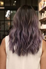putting silver on brown hair best 25 lavender hair highlights ideas on pinterest pastel