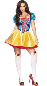Princess Halloween Costumes Women Snow White Halloween Costume