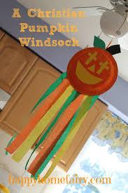 halloween pumpkin craft a christian pumpkin windsock craft free printable happy home