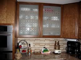Kitchen Cabinet Door Designs by Kitchen Clear Glass 2017 Kitchen Cabinet Door Decor With White