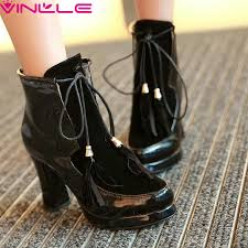 womens black leather boots size 11 get cheap womens leather boots size 11 aliexpress com