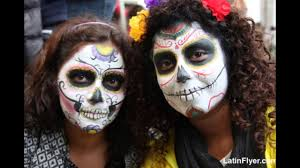 halloween in mexico day of the dead parade in mexico city desfile dia de los muertos
