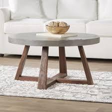 stone u0026 slate coffee tables you u0027ll love wayfair