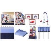 red crib bedding sets walmart com