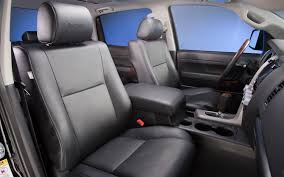 nissan tundra interior totd which luxury pickup truck would you choose motor trend wot