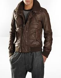 Leather Barn Coat These Men U0027s Leather Barn Jackets Hit At Mid Hip And We Love The