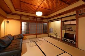 traditional japanese house in historic kyoto japan home exchange