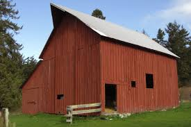 saltbox historic barns of the san juan islands