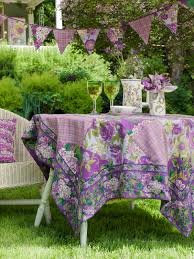 purple patchwork tablecloth table linens u0026 kitchen tablecloths