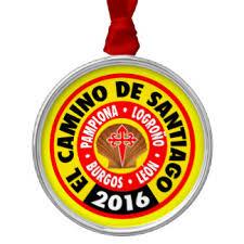 el camino de santiago ornaments keepsake ornaments zazzle